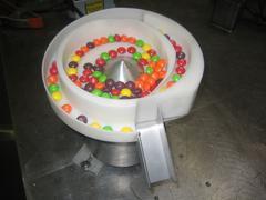 Pill feeder bowl